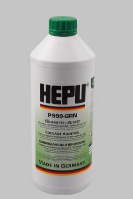 Антифриз (зелений) 1.5 L G11 (1:1= -38°C) Hepu