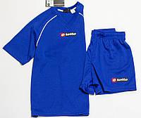 Детская футбольная форма Lotto kit futbol jr р.140/152