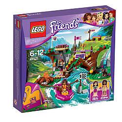 LEGO 41121 Friends   Спортивний табір: сплав по річці (Лего Френдс «Спортивный лагерь: сплав по реке»)