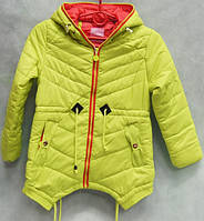 Куртка детская демисезонная - ростовка 4-12 лет.
