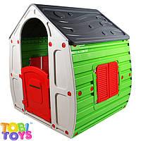Большой детский домик Tobi Toys 07 XL