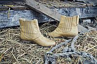 Женские стильные ботинки (натуральная кожа)