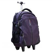 Стильный рюкзак на колесах.
