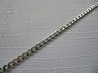 Серебряная цепочка ПАНЦИРЬ (6-11 грамм)