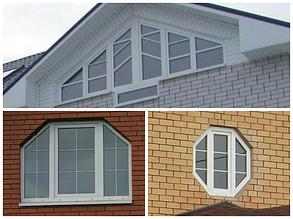 Не квадрат: Какие шторы подойдут скошенным и треугольным окнам