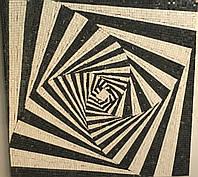 Картина из мраморной мозаики