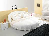 Круглая кровать Белиссимо