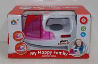 Игрушечный музыкальный утюг «My Happy Family» свет, музыка