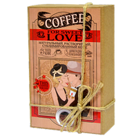Кофейный набор Love