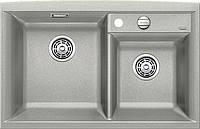 Кухонная мойка Blanco Axia II 8 (чаша слева) 520534 жемчужный