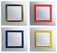 Розетки и выключатели Schneider Electric Unica Colors