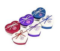"Шкатулка для девочки ""Сердце"" 6 видов, в пакете, 226-7"