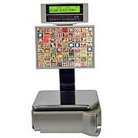Весы с печатью этикетки DIGI SM-5100 BS/72