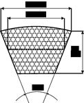 Ремень приводной SPA,  11х10-900