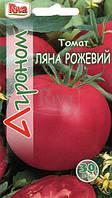 Семена Томат детерминантный  Ляна розовый 30 семян Riva