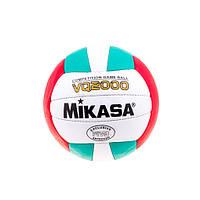 Мяч волейбольный сшитый Mikasa VQ5000