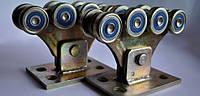 Комплект фурнитуры для откатных ворот весом 400 кг
