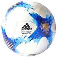 Футбольный мяч Adidas Argentum  2017 OMB AZ5971, фото 1