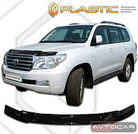 Дефлектор капота Toyota Land Cruiser 200 с 2007-