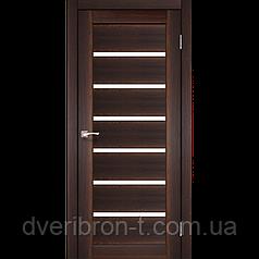 Двери Корфад Porto PR-01 орех, венге, дуб беленый, дуб марсала, дуб грей