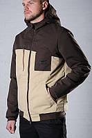 Куртка демисезонная, мужская, весенняя, осенняя до - 5 градусов