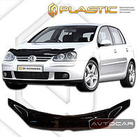 Дефлектор капота Volkswagen Golf V с 2003-2009