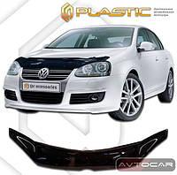 Дефлектор капота Volkswagen Jetta с 2005-2010