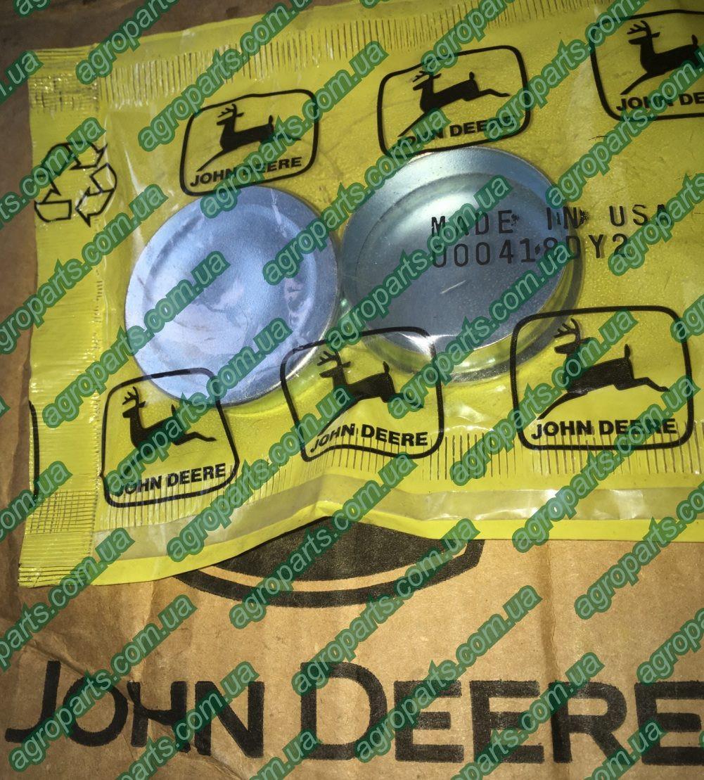 Колпак B29400 ступицы защитный Plug GD1132 John Deere BEARING CAP з/ч пыльник В29400 Джон Дир