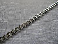 Серебряная цепочка ПАНЦИРЬ (19-34 грамм)