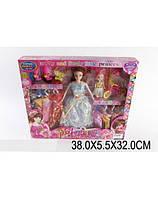 """Кукла типа """"Барби"""" 2168A в ассортименте с маленькой куклой, одеждой, обувью, аксессуарами"""