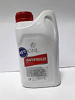 Охолоджуюча рідина GNL Antifreeze G12 + 1кг