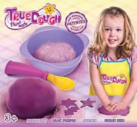 Набор для лепки с одним цветом, сиреневый, TrueDough