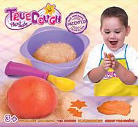 Набор для лепки с одним цветом, сладкий апельсин, TrueDough
