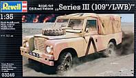 Набор для моделирования Автомобиль (1971г.) British 4x4 Off-Road Vehicle 109; 1:35, Revell