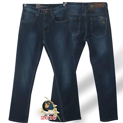 Фирменные мужские классические джинсы Molake коттон 31 размер