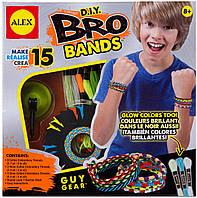 Набор для создания браслетов дружбы для парней, Alex