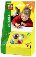 Набор для рисования Чудесный шар (6 карандашей в одном корпусе), SES