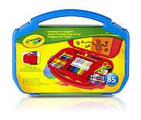 Набор для творчества в удобном синем чемоданчике, Crayola