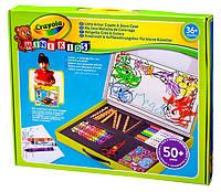 Набор для творчества Маленький художник, Mini Kids Crayola
