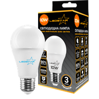 Светодиодная лампа A 60 LEDSTAR 10W, E27, 900lm, 4000К