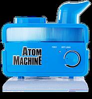 Ультразвуковой распылитель с очищающей жидкостью Errecom Atom machine VP1030.01 LEMON, MINT, фото 1