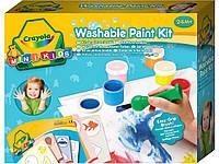 Набор для творчества Рисуем красками, Mini Kids Crayola