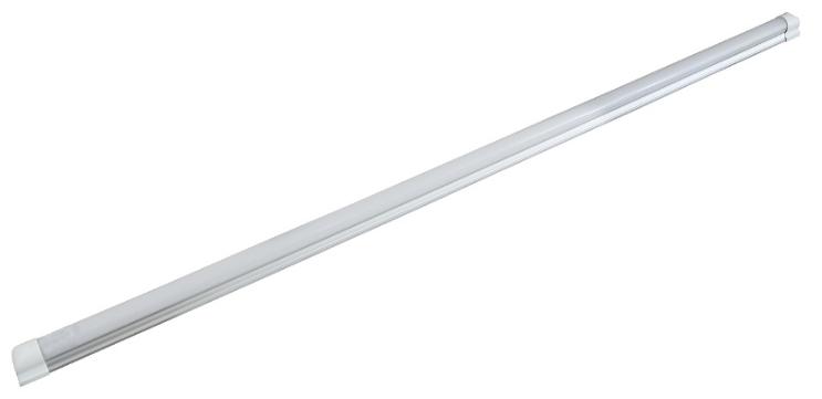 Светодиодный линейный светильник Т5 1200мм теплый белый 3200К