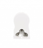 Светодиодный линейный светильник Т5 1200мм теплый белый 3200К, фото 3