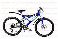 """Горный велосипед    AZIMUT Venus GD 26"""" собр, фото 1"""