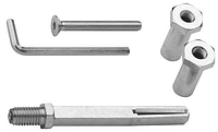Комплект удлинения для защитной фурнитуры R1 (56-70 мм Rostex