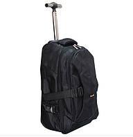 Рюкзак на колесах для путешествий.