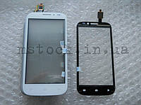 Touch screen (Сенсор) Fly IQ4404 white