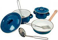 Набор эмалированной посуды из 8 предметов, Bino