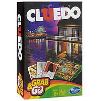 Cluedo Дорожная версия. Настольная игра, Hasbro Gaming